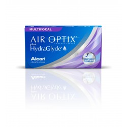 Air Optix Hydraglyde Multifocal 6pk