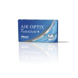 Air Optix Hydraglyde 6pk