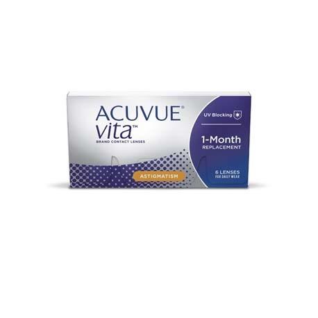 Acuvue Vita for Astigmatism 6pk