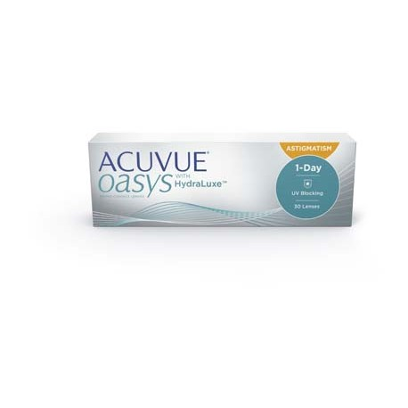 Acuvue Oasys 1 Day for Astigmatism 30pk