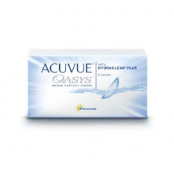 Acuvue Oasys Hydraclear Plus 6pk