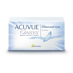 Acuvue Oasys Hydraclear Plus 12pk