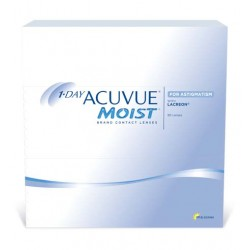 1 Day Acuvue Moist for Astigmatism 90pk